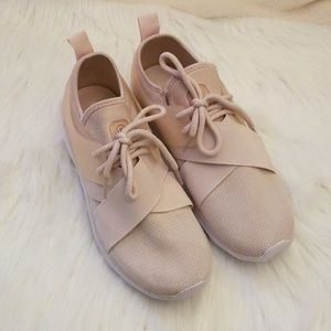 Champion blush sneakers